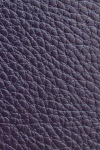 Баклажан (фактурная кожа)